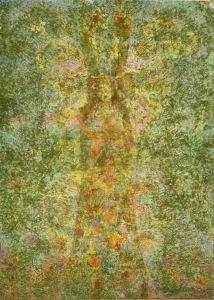 Earth Goddess - Konst av Susanna Odén