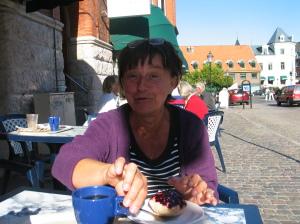 Mamma i Ystad